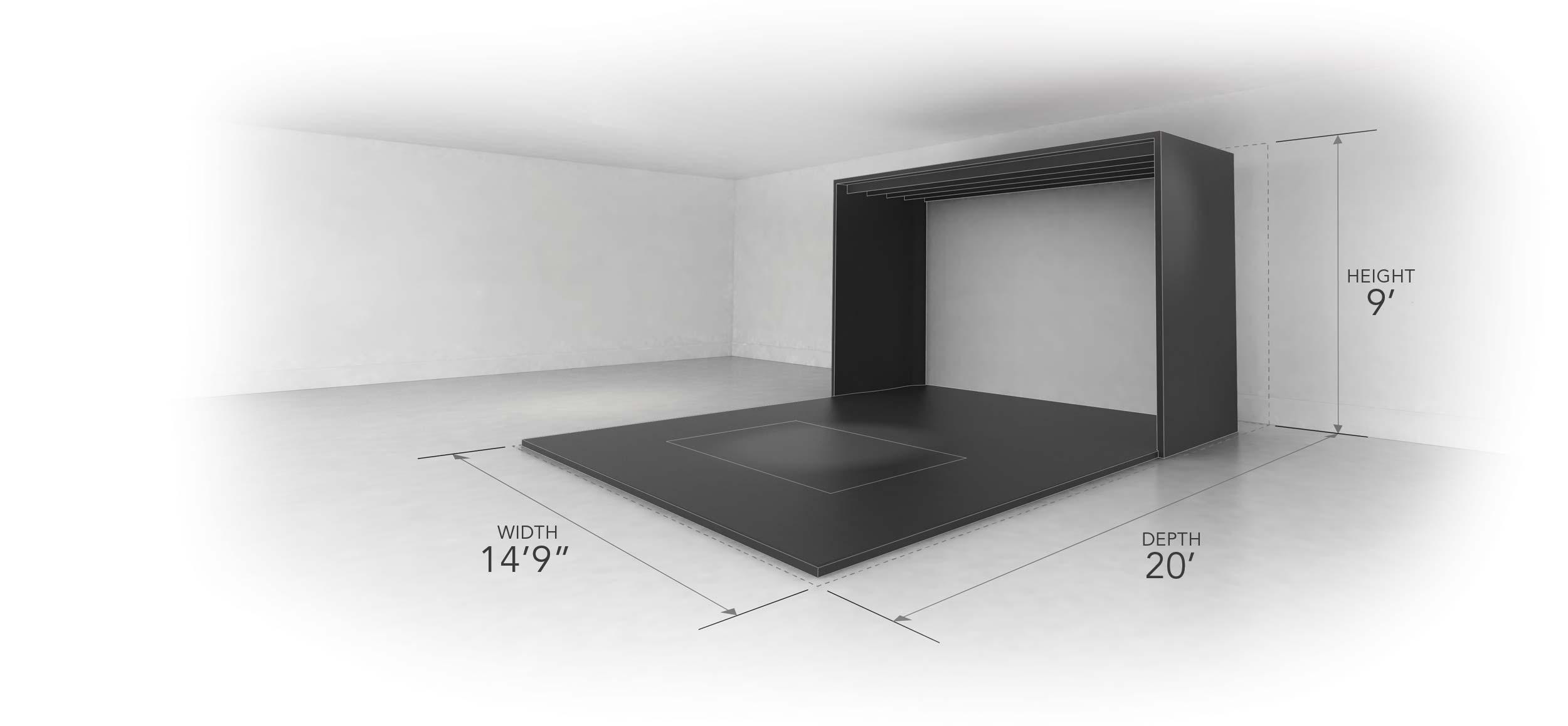Wide-Screen-Simulator-Dimensions